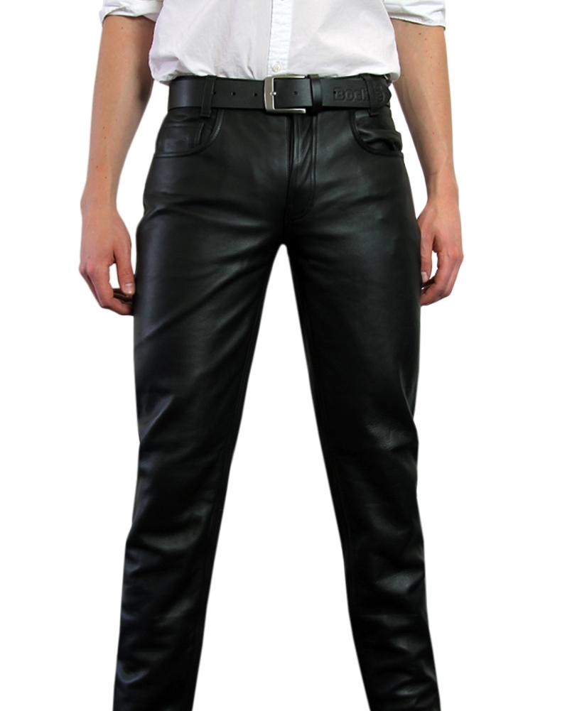 bockle berlin lederjeans herren lederhose leder jeans neu. Black Bedroom Furniture Sets. Home Design Ideas